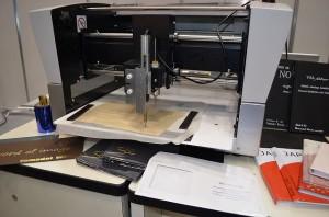 セラミック熱ペン箔転写システム