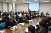 第3回理事会で次期理事長候補が報告された。