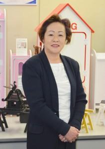 小野綾子社長