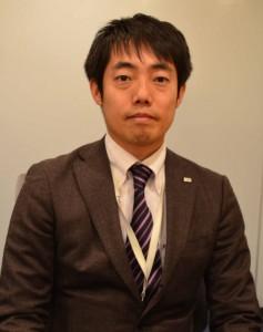 営業本部ソリューショングループゼネラルマネージャー 脇村浩氏