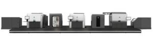 B1両面出力に対応したIndigo 50000 デジタル印刷機