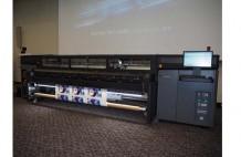 HP Latex 1500プリンター.Web