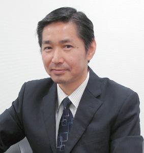 グローバルグラフィックスの萩原社長
