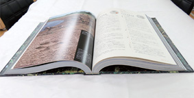 広開性に優れる上製本図鑑