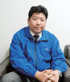 8 田中真文社長