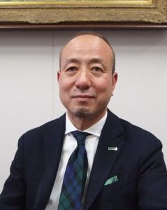 浦久保新理事長