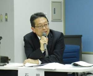 セミナーの座長となった石川氏