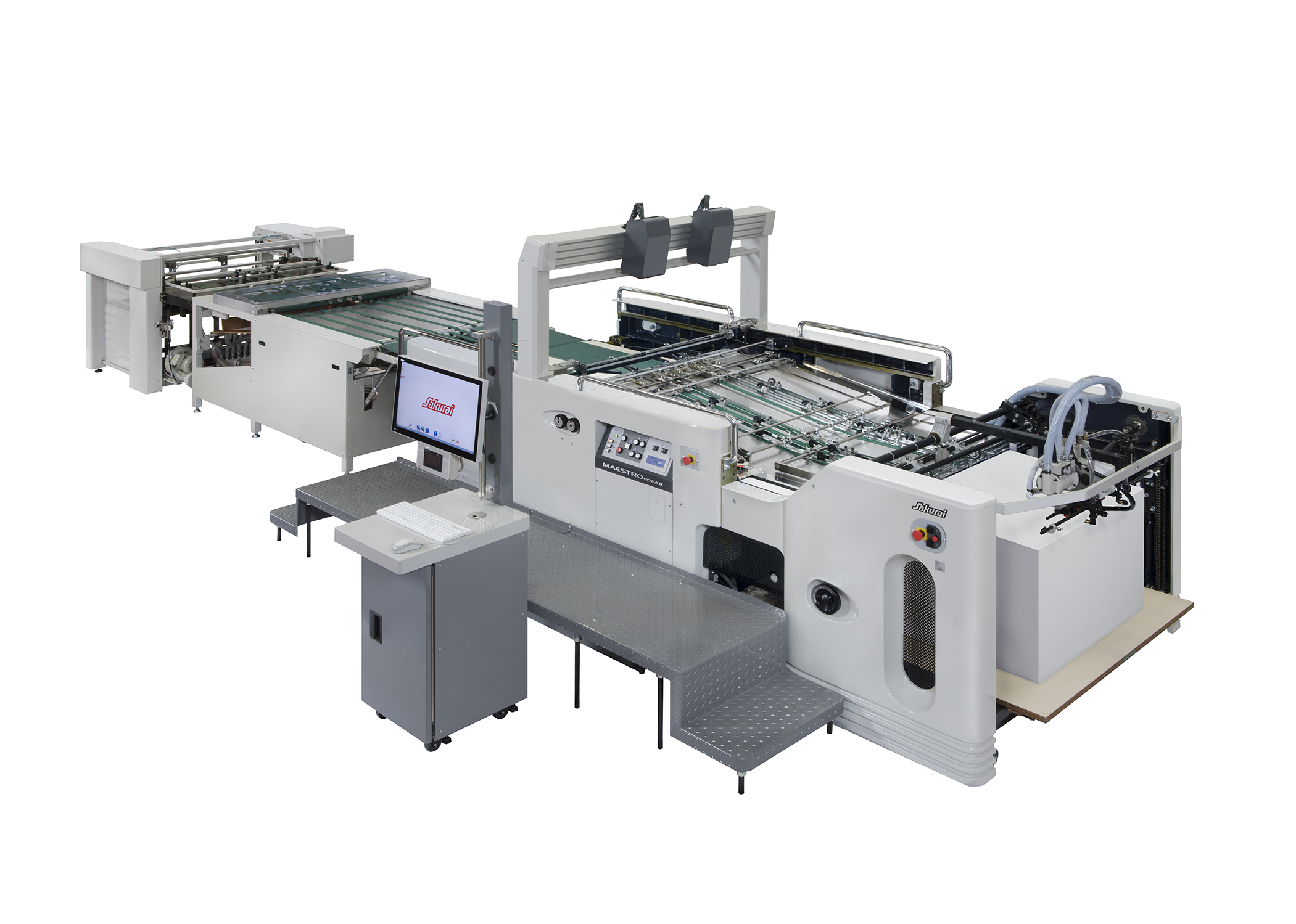 印刷シート自動検査装置MS102-INS