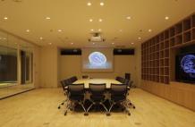 「人財開発ラボ」のプロジェクトルーム