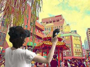 VRのサービスイメージ
