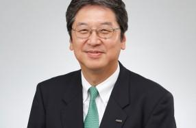 辻新会長 キャッチ