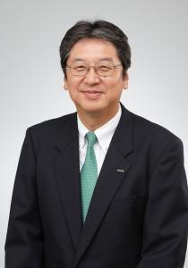 新会長に就任した辻重紀氏(富士フイルムグローバルグラフィックシステムズ代表取締役社長)