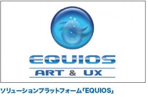 ソリューションプラットフォーム「EQUIOS」