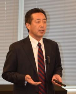 PODi代表理事の亀井氏