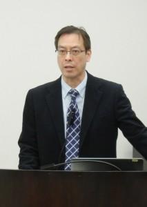 2017年DMAエコー賞の内容について解説した谷田貝氏