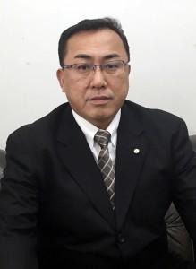 取締役社長に就任した中嶋幸保氏