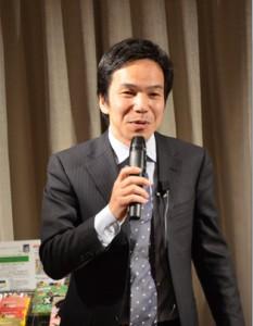 執行役員 デジタルプレスビジネス事業本部 本部長  小池亮介氏