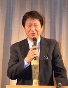 代表取締役 社長執行役員  岡 隆史氏