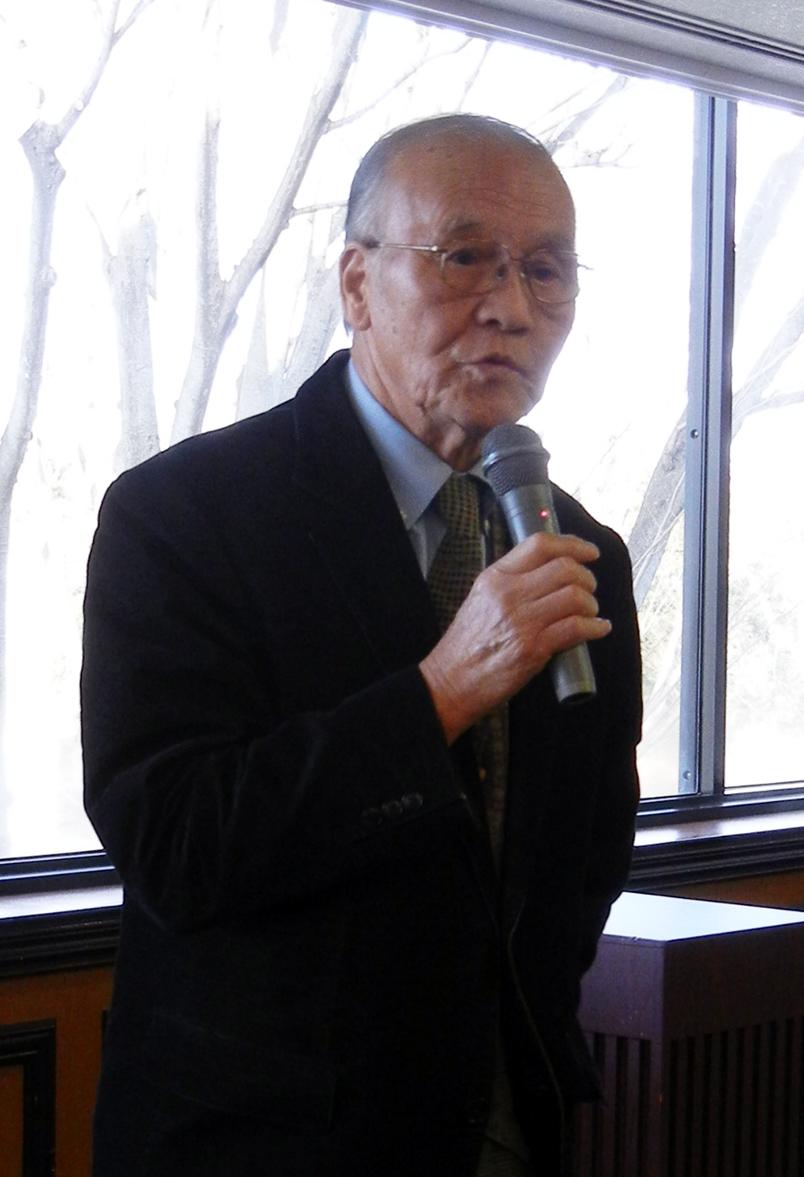 「印刷業は常に進化している業態」とまとめの弁を述べた吉田理事長