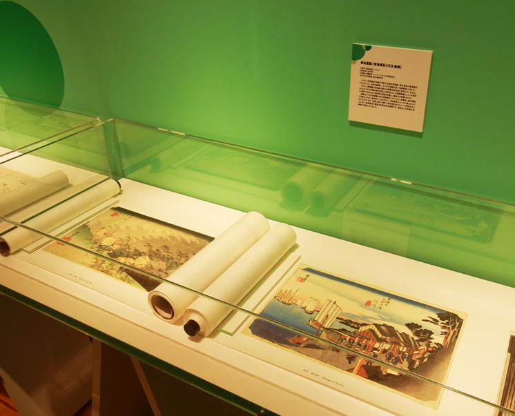 長尺の絵巻物もデジタル印刷でできる