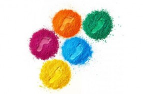 水性、溶剤、UVに利用できるインクジェットインク用新顔料