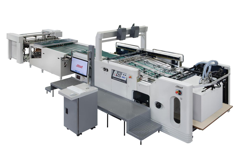 印刷シート自動検査装置「MS-102INS」