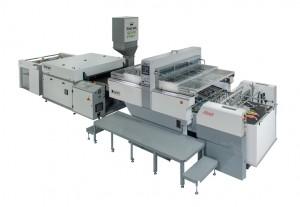 シリンダー型全自動スクリーン印刷機MS-110DDS
