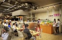「美と健康」の発信拠点として7月28日にリニューアルオープンする 「nu dish Deli & Cafe」