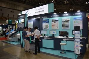 印刷品質検査のシステム、ソフトウェアを出展するGTB