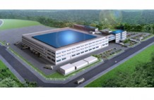 「Ricoh Manufacturing (China) Ltd.」の完成予想図