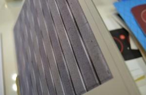 石材のサンプル。こkまで盛上げて印刷までわずか約10分
