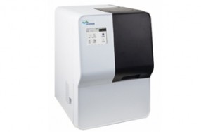 がん組織内の遺伝子変異を検出する検査を全自動化する「研究用遺伝子測定装置LW-100」