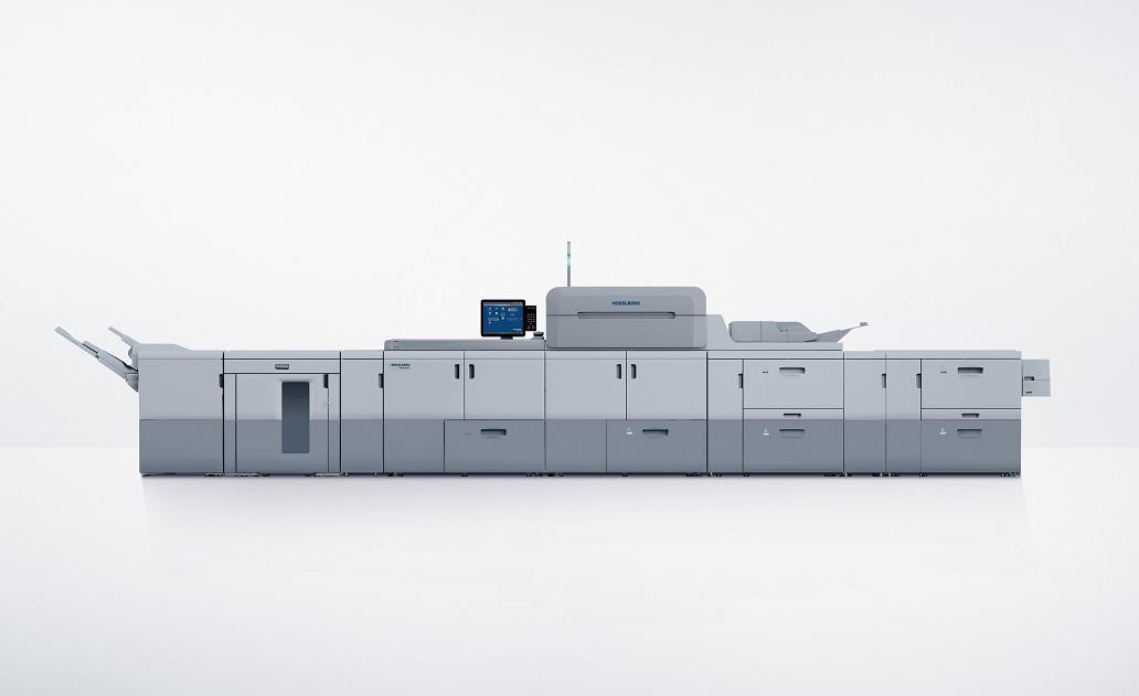 ハイパフォーマンスデジタル印刷システムバーサファイアEPが、柔軟で効率的な生産を実現。