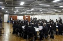 満席の合同会社説明会