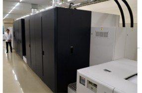 高速ロール紙カラーインクジェットプリンター『11000  Inkjet Press』