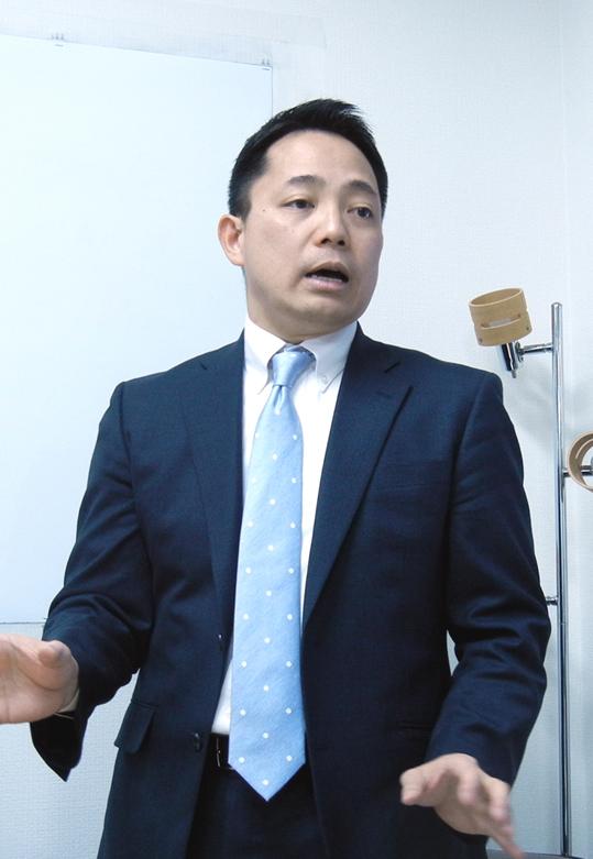 アイ・シー・ラボの川口社長