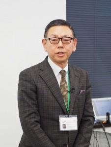 アサプリホールディングスの松岡社長