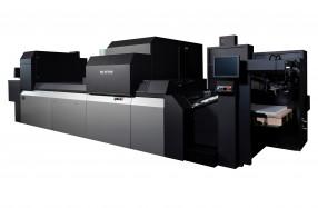 インクジェットデジタルプレス「Jet Press750S」