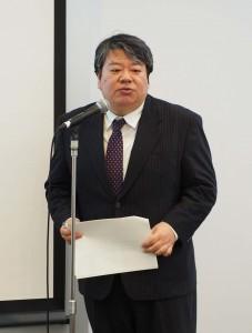 ミマキエンジニアリングの池田社長