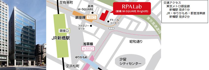 RPA Labアクセス