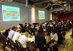 7月12日に開催したマーチングEXPO2019