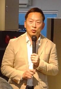 加藤社長もアトリエ・グレイについて解説