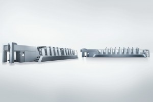 スピードマスターXL75とXL75アニカラーの新しいギャラリーコンセプトが、オペレータの疲労を排除する