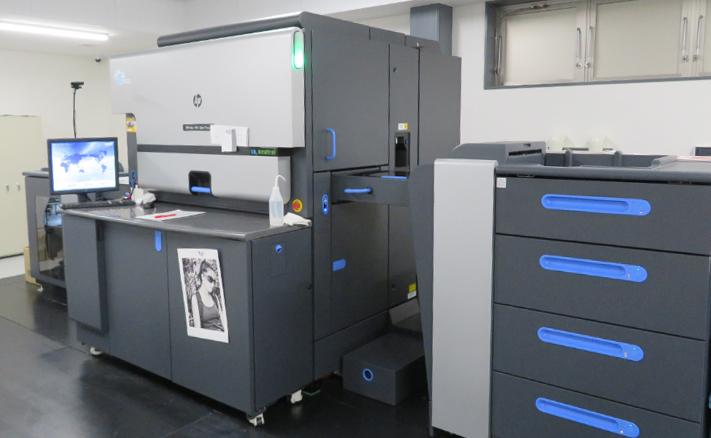 HP Indigo 7900 デジタル印刷機