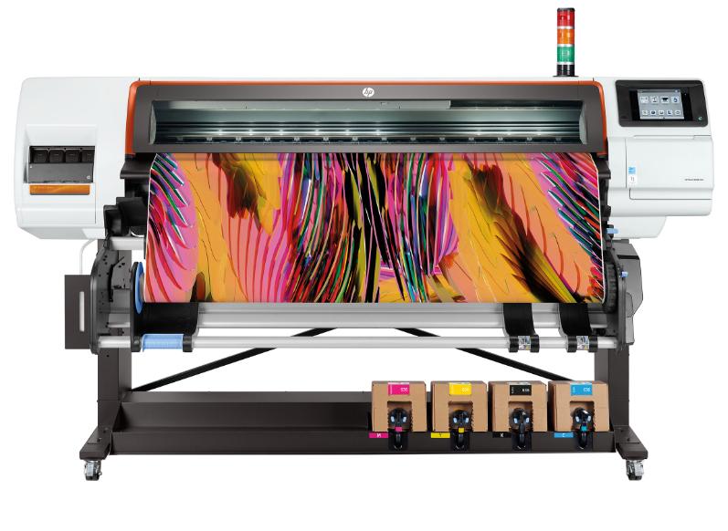 画像はHP Stitch S500 プリンター