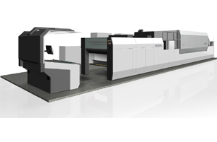 40 インチ枚葉ナノグラフィックプリンティングシステム『インプレミア NS40』
