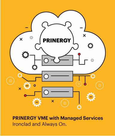 KODAK PRINERGY VME Managed Servicesのイメージ