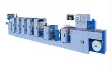 間欠オフセットラベル印刷機『MEL13A』