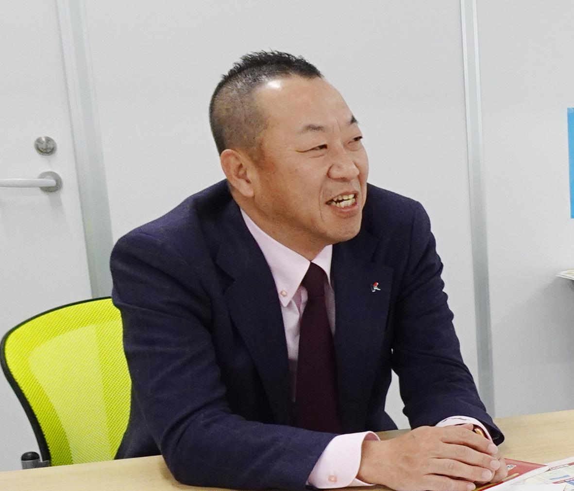 コームラ 鴻村健司 社長