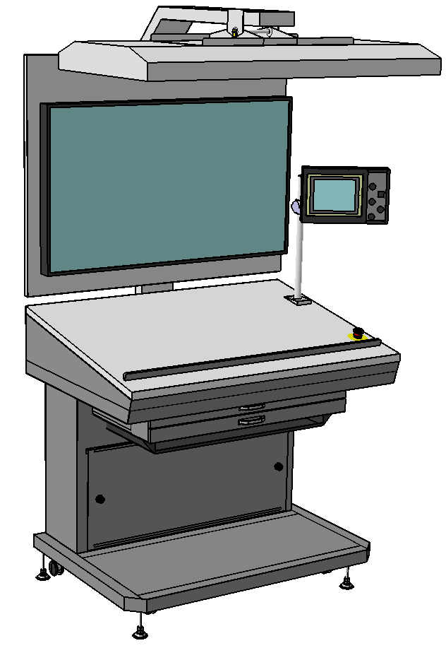 トータルラインコンソール(DMS-80SD-EXT)